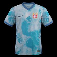 plus-beaux-maillots-euro-2021-norvege-exterieur