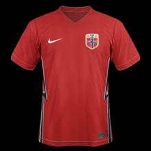 plus-beaux-maillots-euro-2021-norvege-domicile