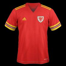 plus-beaux-maillots-euro-2021-pays-de-galles-domicile