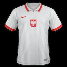 plus-beaux-maillots-euro-2021-pologne-domicile