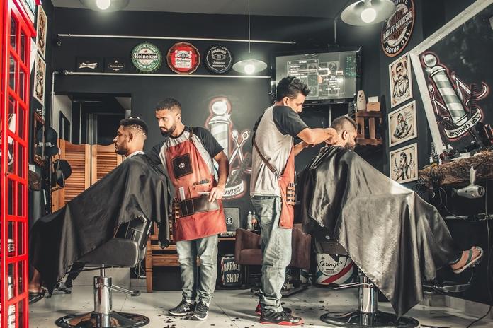adoucir barbe douce professionnel barbier