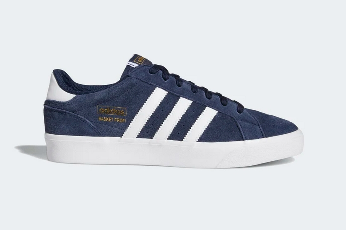 selection rentree chaussure basket adidas plate bleu automne hiver