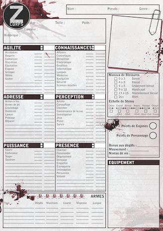 test-avis-z-corps-fiche-personnages