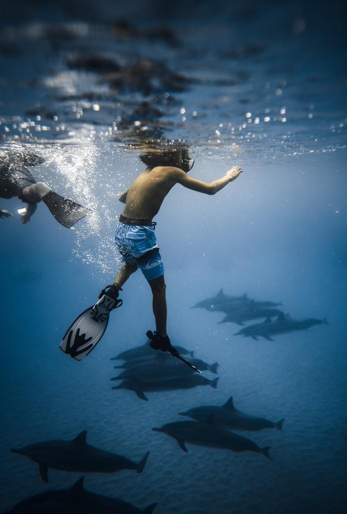 accessoire photo smartphone sous l'eau protection waterproof