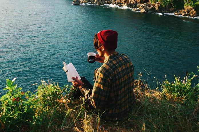 activite occupation seul lecture livre