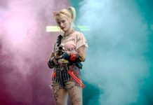 birds of prey test blu ray 4k harley quinn