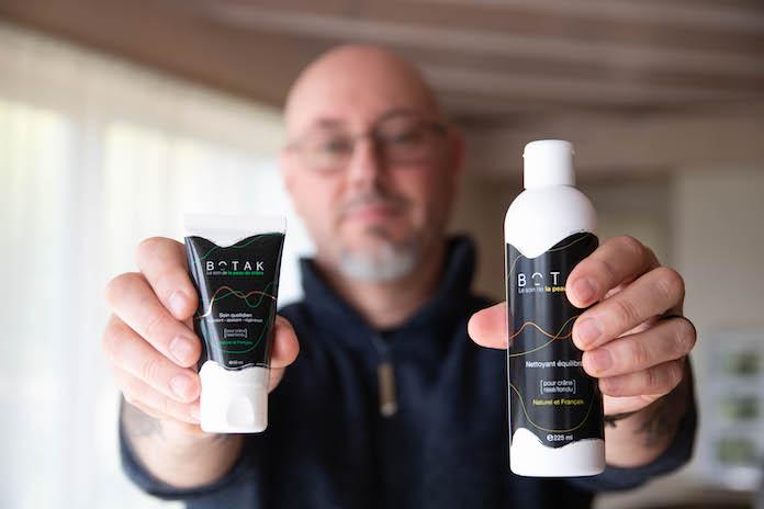 botak test avis produit crane chauve rase tondu