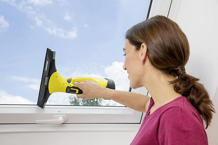 lavage vitre automatique facile robot karcher