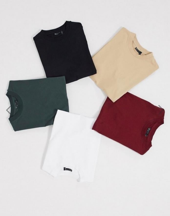 lot t shirt durable mode ethique homme