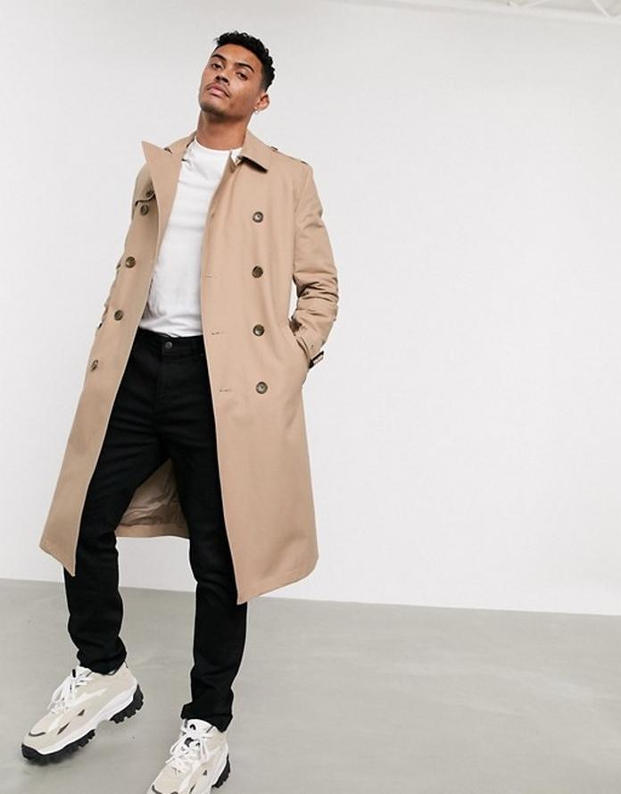 manteau homme mode ethique durable hiver