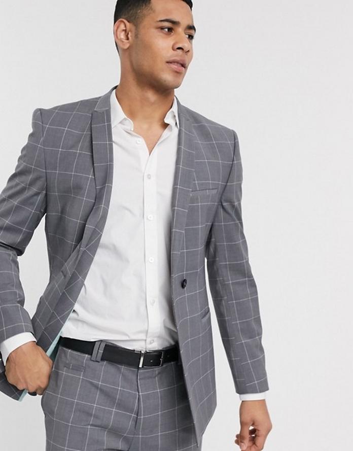 mode homme ethique durable blazer