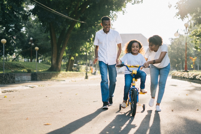 personaliser velo enfant protection sonnette securite