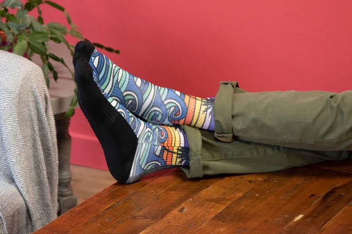 pull in test avis chaussette