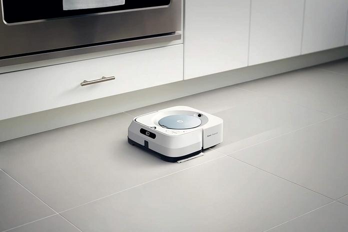 robot laveur automatique menage facile rapide maison