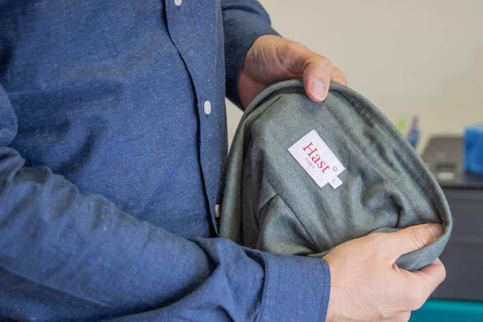 test chemise hast avis marque