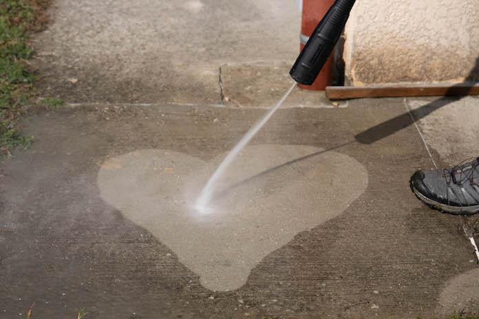 test karcher k5 avis dalle beton