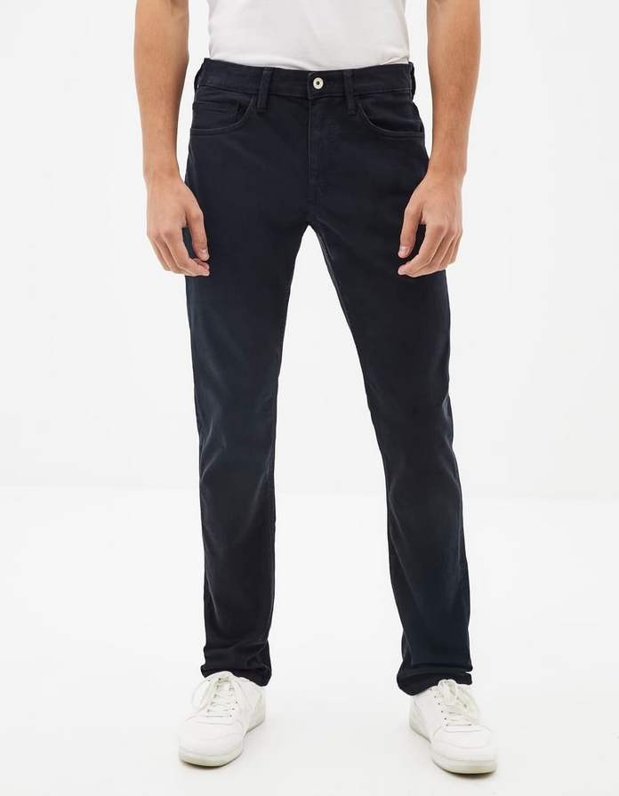 Vetement homme hiver pantalon coton chaud