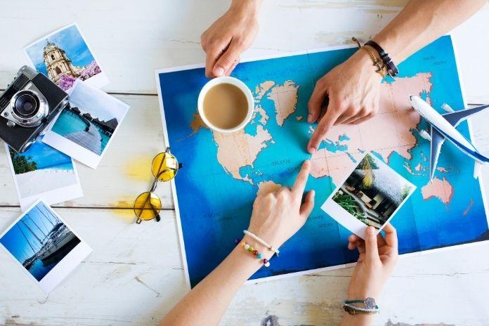 idee cadeau voyage voyageur decoration souvenir