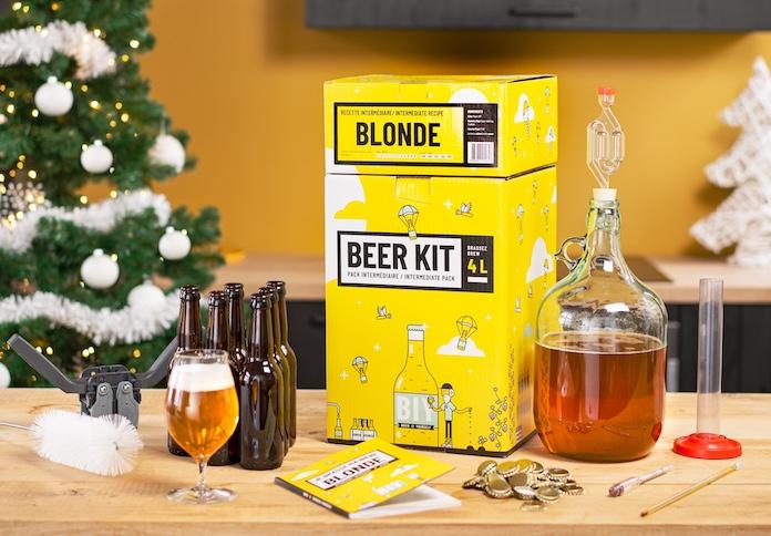 saveur biere Beer kit de brassage