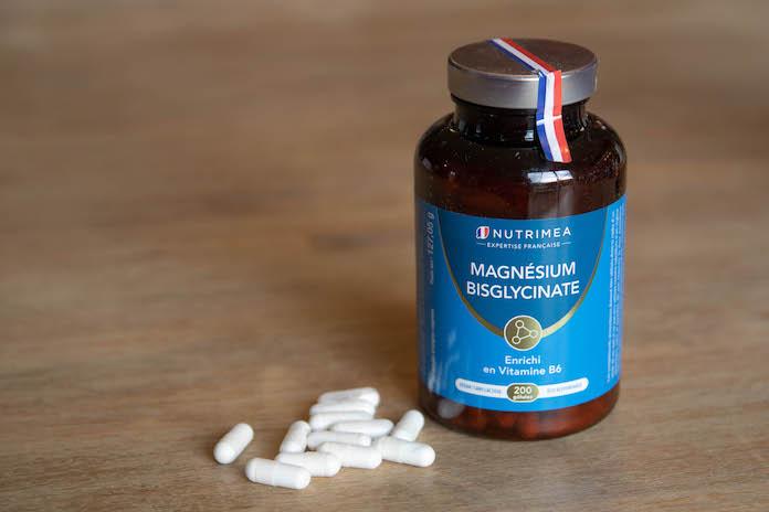test avis nutrimea complement magnesium