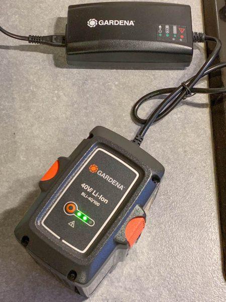 test avis taille haie gardena powercut li 40 60 charge