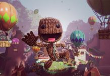 test sackboy ps5 a big aventure