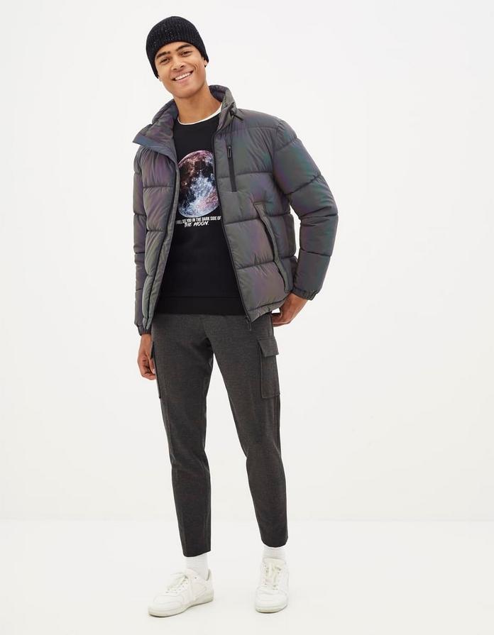 vetement hiver veste doudoune homme celio