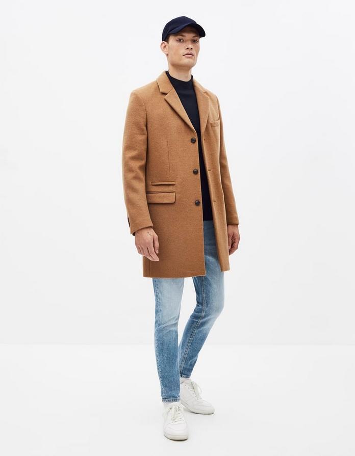 vetement hiver veste manteau homme celio