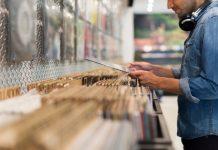 vinyle artiste francais variete pop rap
