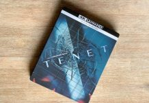 tenet test blu ray 4k bluray