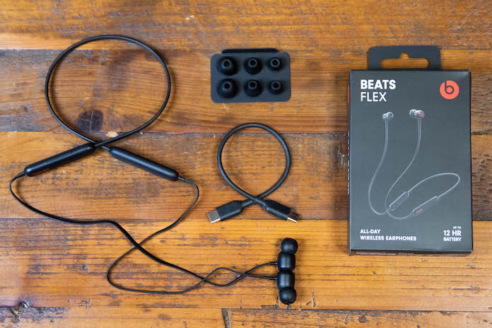 test beats flex avis ecouteur contenu