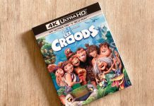 test les croods blu ray 4k bluray avis