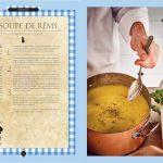 livre des recettes de disney