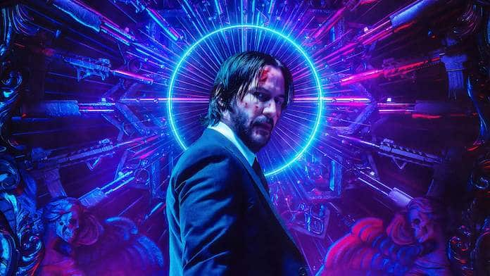 plus belle image bluray 4k John-Wick