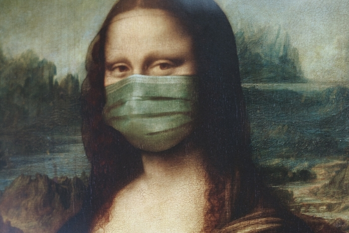 masque covid enfant adulte style beau