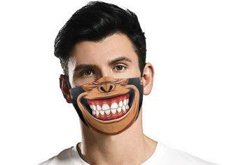 masque covid style enfant adulte beau