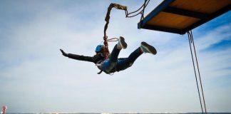 saut a l elastique cadeau sensation forte