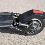 test trottinette weebot anoki avis roue arriere