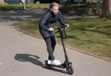 test trottinette weebot anoki avis securite