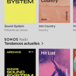 sonos application radio