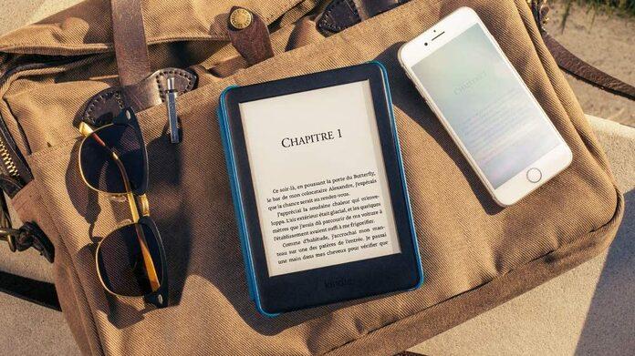 meilleures liseuse 2021 top 5 Kindle