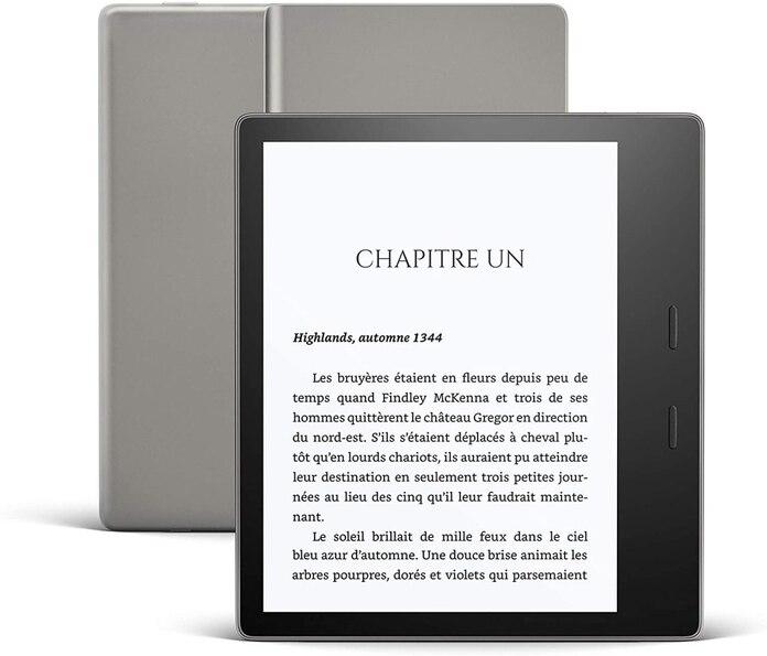 meilleures liseuses 2021 le top 5 Kindle Oasis