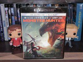 test 4k monster hunter bluray milla