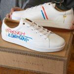 test avis baron papillon sneakers style