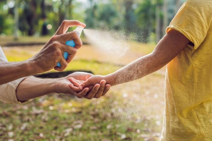 anti moustique se debarasser des insectes