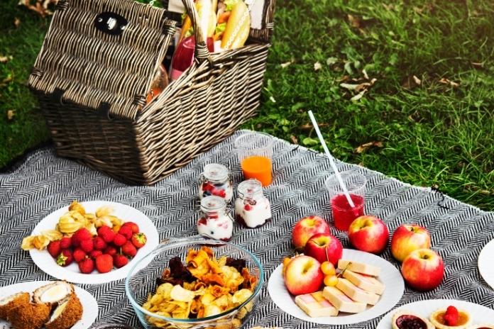 etre bien installe picnic ouverture pic nique