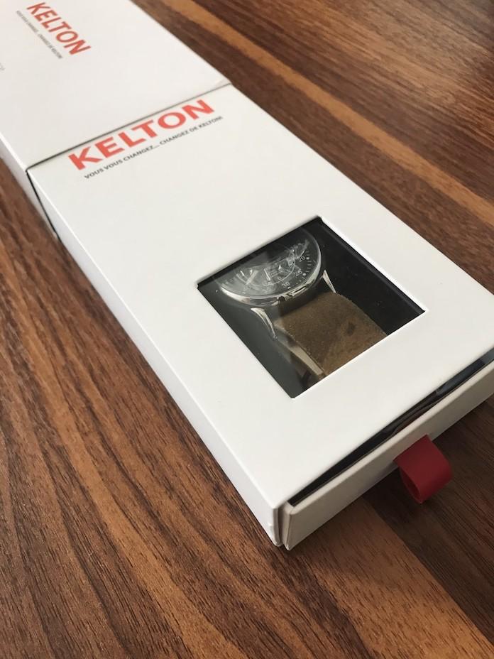 test avis montre kelton vietnam boite