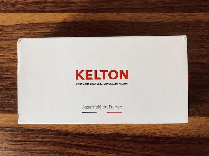 test avis montre kelton vietnam emballage