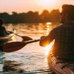idee rencard premiere fois premier rendez vous sport kayak