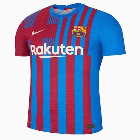 maillot-barcelone-domicile-2021-2022